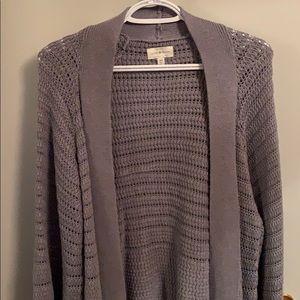 Lucky Brand Knit Cardigan